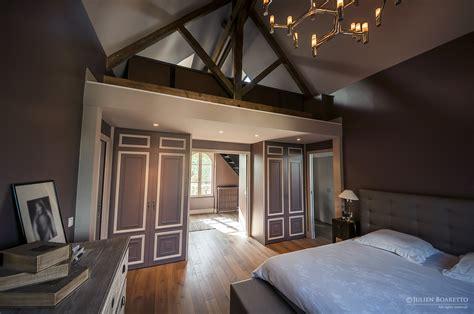 chambre avec bain amenagement chambre parentale avec salle bain amazing