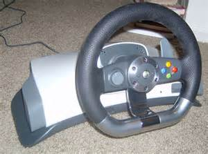 Microsoft Steering Wheel And Pedals Xbox 360 Microsoft Xbox 360 Wireless Racing Wheel Review Tweak3d