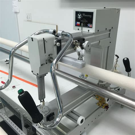 Innova Longarm Quilting Machine by Pre Owned Longarms