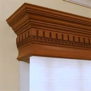 Wood Cornices For Windows Blinds Com Gallery Wooden Cornice For The Home Pinterest