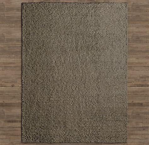 chunky braided wool rug chunky braided wool rug