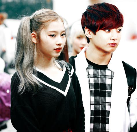 blackpink ex boyfriend netizens find more dating evidence of jungkook and sana s