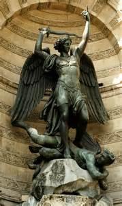 st michael the archangel tattoo archangel michael and lucifer spirituality pinterest