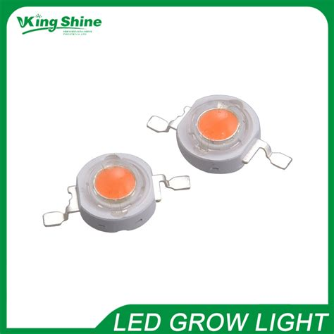 Lu Grow Light aliexpress buy 10pcs 3w spectrum 400 840nm