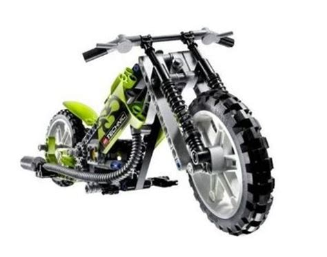 lego technic motocross bike lego 8291 technic motocross bike