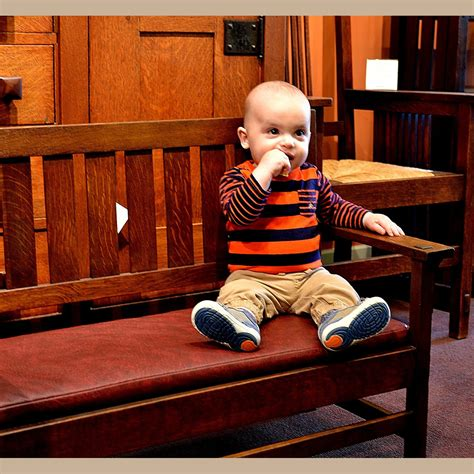 gustav stickley child s bench for sale dalton s american