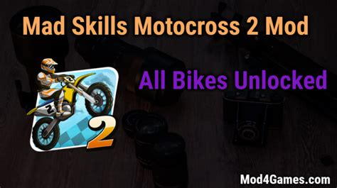 mad skills motocross 2 game mad skills motocross 2 all bikes unlocked game mod apk