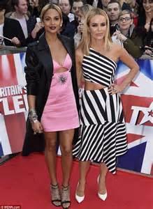 Alesha Dress Set alesha dixon in pink mini dress britain s got talent
