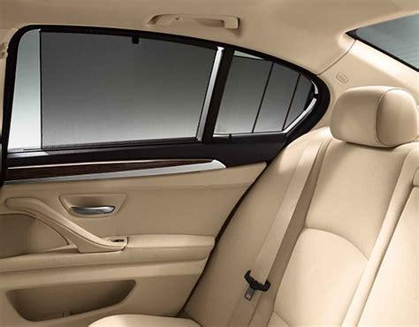 bmw window shade bmw genuine rear side windows sun blind shade screen f10 5