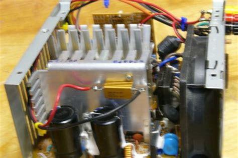 load resistor heat sink electrolysis power supply from re purposed computer power supply by ajosephg lumberjocks