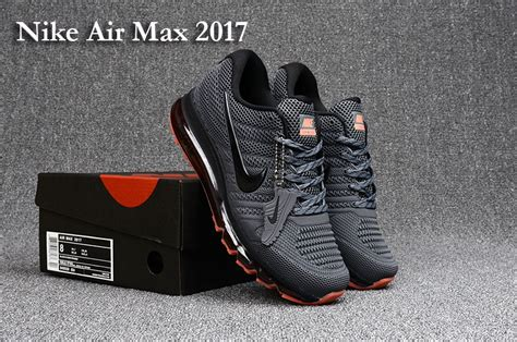 Nike Airmax New new arrival nike air max 2017 kpu carbon grey s