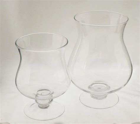 Wholesale Hurricane Vases by Wholesale Clear Glass Hurricane Vases Buy Glass