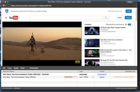 download youtube player elmedia player per mac scarica anche i video da youtube