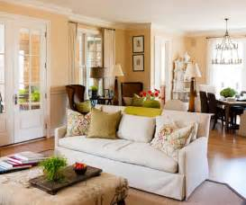 Living room color scheme cozy traditional