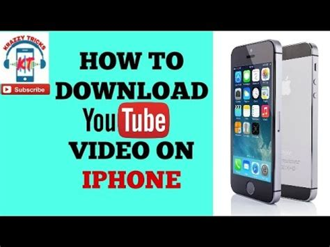 download youtube on iphone how to download youtube videos on iphone ipad iphone me