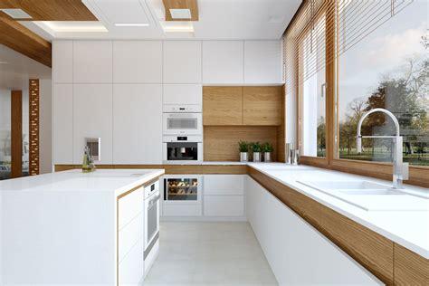 colore cucina moderna 100 idee di cucine moderne con legno colori idee e