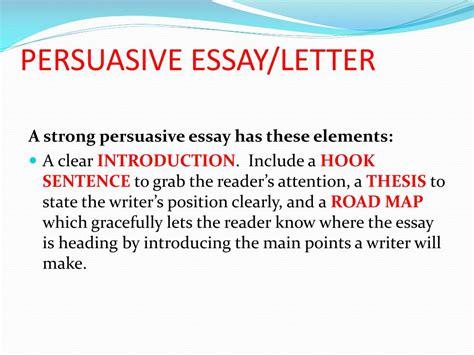 Persuasive Business Letter Ppt persuasive letter draft ppt writing persuasive writing