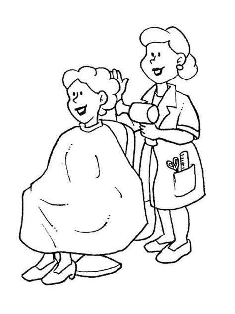 coloring pages jobs and professions a few kind of professions coloring pages batch coloring