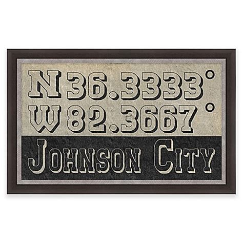 bed bath and beyond johnson city johnson city tennessee coordinates framed wall art bed