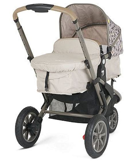 Mothercare 4 A Baby mothercare xpedior pram and pushchair travel system tusk