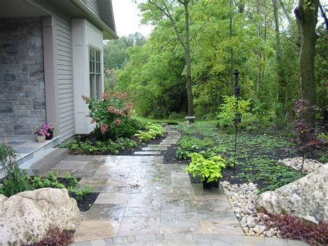 landscape ideas for backyard robin aggus natural landscaping fergus elora guelph