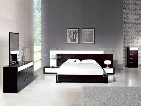 modern bedroom home wow style