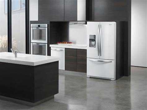 trends in kitchen appliances will quot white ice quot replace stainless steel as the new