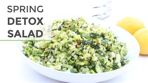 Simple Detox Salads by Easy Chopped Detox Salad Recipe
