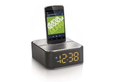 android alarm clock dock philips as130 android station dockingstationhq