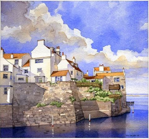 Landscape Artists Buildings 4781 Best Images About Watercolor Painting Ideas And