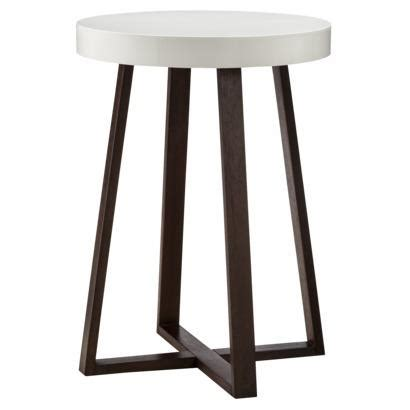 accent tables at target threshold accent table triangle with white top i target