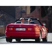 MERCEDES BENZ SL R129 Specs  1998 1999 2000 2001