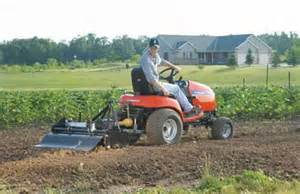 Backyard Bucket Lift For Sale Charlottesville Power Equipment Simplicity Compact Tractor
