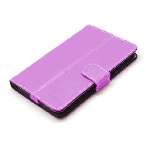 fundas tablet funda universal morada para tablet pc 7 quot con soporte