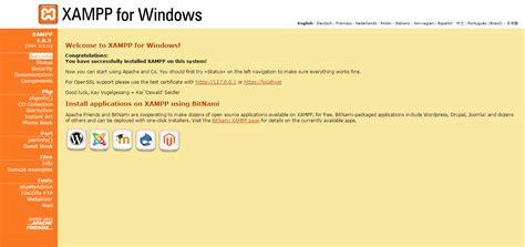 tutorial membuat web dengan wordpress offline tutorial membuat website dengan wordpress bagian 1