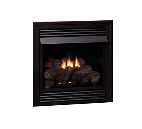 empire vail 20 000 btu vent free propane fireplace 26