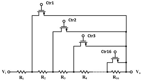 resistor array schematic resistor array schematic 28 images replacing the stock