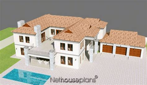 bali style house floor plans bali style house plan 5 bedrooms ba500d