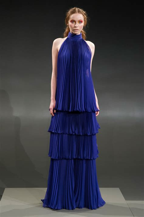 New York Fall Fashion Week 2007 Marc Valvo by Marc Valvo Fall 2017 Runway Pictures Livingly