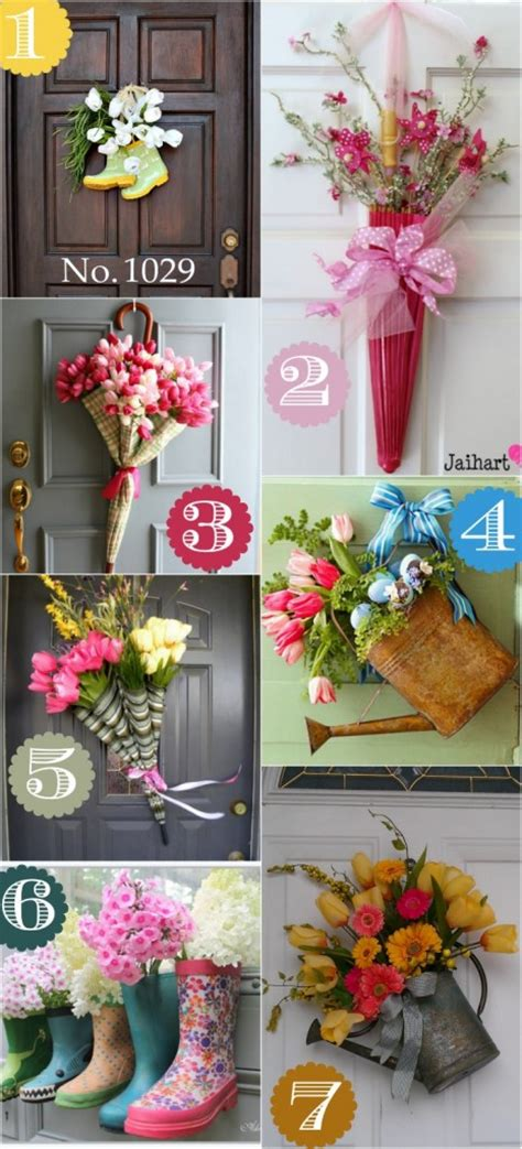command strips christmas decorating frontdoor garland 36 creative front door decor ideas not a wreath home stories a to z