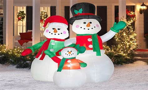 best christmas outdoor lawn decorations a very cozy home