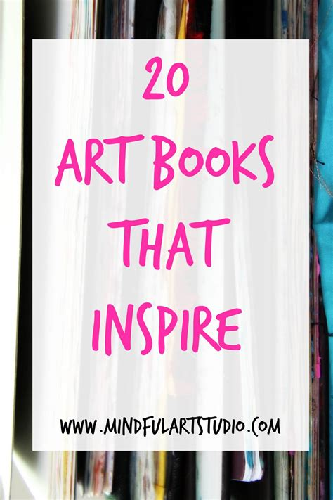 inspire create books 20 books that inspire