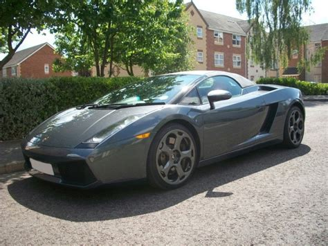 Lamborghini Gallardo Spyder For Sale Uk For Sale Lamborghini Gallardo Spyder 2dr 5 0 2008