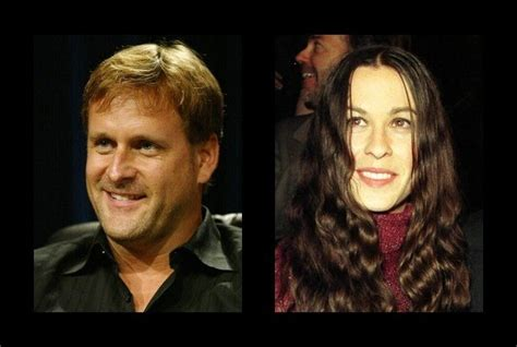 alanis morissette full house dave coulier dated alanis morissette dave coulier girlfriend zimbio