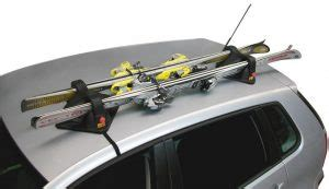 porta sci per auto migliori portasci magnetici guida all acquisto