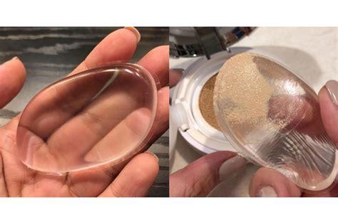 Silicone Makeup Sponge will a silicone bra insert replace makeup sponges ewmoda