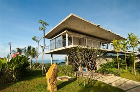 thailand home design news beautiful villa with stunning views in ao po phuket