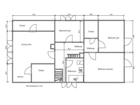 house floor plan with dimensions architectural floor plans architectural floor plans with