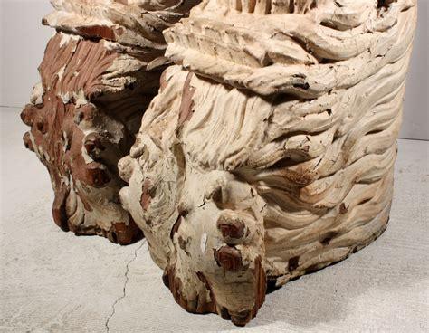 Large Wood Corbels For Sale Impressive Pair Of Large Antique Figural Corbels