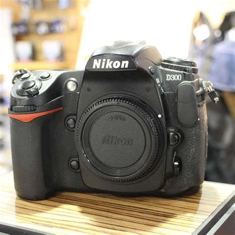 used nikon d300 digital slr